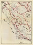 George W. Blum - California - San Benito, Fresno, Monterey, San Luis Obispo, Kings, Kern, and Santa Barbara Counties, 1896