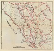George W. Blum - California - Sonoma, Marin, Lake, and Napa Counties, 1896