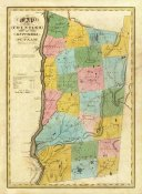 David H. Burr - New York - Dutchess, Putnam counties, 1829