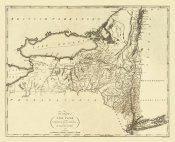 Mathew Carey - State of New York, 1795