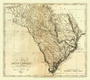 Mathew Carey - State of South Carolina, 1795