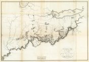 George Henri Victor Collot - General Map of the Course of the Ohio, 1796