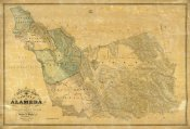 Horace A. Higley - The County of Alameda California, 1857