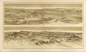 William Henry Holmes - Grand Canyon - Views from Mt. Trumbull and Mt. Emma, 1882