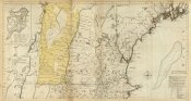 Thomas Jefferys - The Provinces of Massachusetts Bay and New Hampshire, Northern, 1776