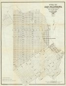 William Carey Jones - Official Map of San Francisco, 1851