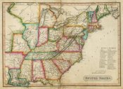 John Melish - United States, 1820