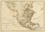 Robert Sayer - North America, As Divided amongst the European Powers, 1776