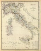 Society for the Diffusion of Useful Knowledge - Italy I, 1840