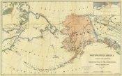 Alexander Keith Johnston Asia 1861 Art Print Global Gallery