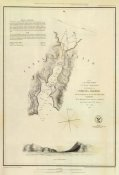 United States Coast Survey - Catalina Harbor, California, 1852