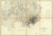 United States Coast Survey - City of San Francisco and Its Vicinity, California, 1859