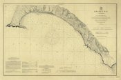United States Coast Survey - Drake's Bay, California, 1883