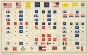 United States War Department - Civil War - Flags, Badges, etc., 1895