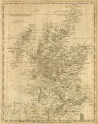 Aaron Arrowsmith - Scotland, 1812
