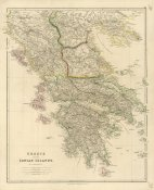 John Arrowsmith - Greece, Ionian Islands, 1832