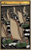 Gisbert Combaz - Fleet of Fishing Boats