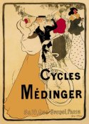 Georges-Alfred Bottini - Cycles Medinger, 1897