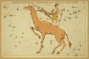 Jehoshaphat Aspin - Camelopardalis, Tarandus and Custos Messium, 1825