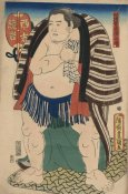 Unknown - Victorious Sumo, 1850