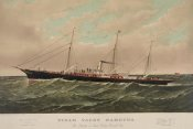 Unknown - Steam yacht Namouna, 1882
