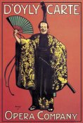 Unknown - D'Oyly Carte Opera Company (Asian Costume)