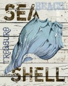 Karen J. Williams - Sea Shell Blue