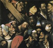 Hieronymus Bosch - Christ Carrying The Cross II