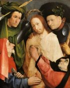 Hieronymus Bosch - Christ Crowned With Thorns