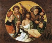 Hieronymus Bosch - Christ Crowned With Thorns II