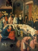 Hieronymus Bosch - The Wedding At Cana
