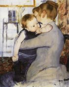 Mary Cassatt - Mother And Child 1889