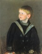 Mary Cassatt - Sailor Boy Gardner As A Child 1892