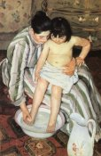 Mary Cassatt - The Bath 1892