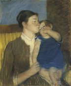 Mary Cassatt - Young Mother 1888