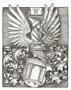 Albrecht Durer - Coat Of Arms