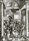 Albrecht Durer - Life Of The Virgin 17