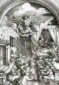Albrecht Durer - Life Of The Virgin 4