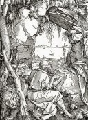 Albrecht Durer - St Jerome In The Cavern