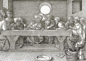 Albrecht Durer - The Last Supper