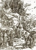 Albrecht Durer - The Martyrdom Of Ten Thousand Christians