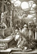 Albrecht Durer - The Mass Of St Gregory