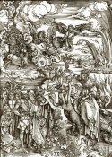 Albrecht Durer - The Revelation Of St John 14