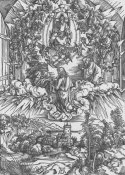 Albrecht Durer - The Revelation Of St John 3