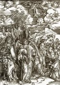 Albrecht Durer - The Revelation Of St John 6