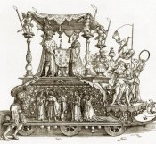 Albrecht Durer - The Small Triumphal Car