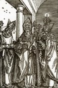 Albrecht Durer - The Three Bishops
