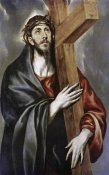 El Greco - Christ Carryingthe Cross