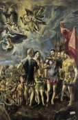 El Greco - The Martyrdom Of Saint Maurice