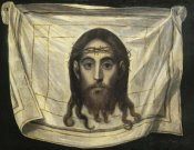 El Greco - The Veil Of Saint Veronica